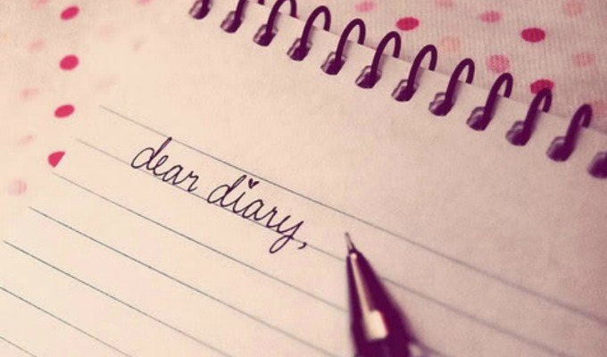 Dear Diary: All I Have Is Hope + Update!♥
