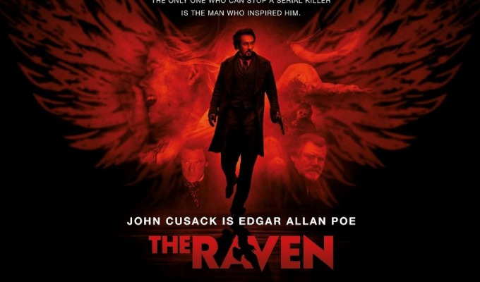"""Movie Review: """"The Raven (2012)"""" ✭ ✭ ✭ ✭✭"""
