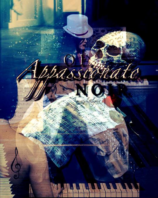 Of Appassionato Noir Cover